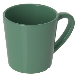 7 Oz Melamone Mug / Cup - Color Green