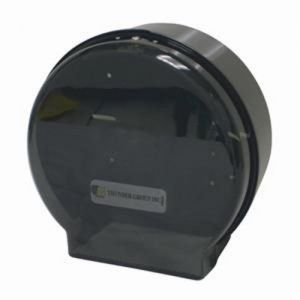 Jumbo Toilet Paper Dispenser, Holds 1 Ea. 9 Inch Roll