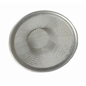 Sink Strainer Large, 4-1/2 Inches, Case of 12 Each