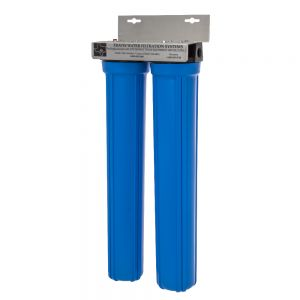 Dual Water Filter System, 20 Inch