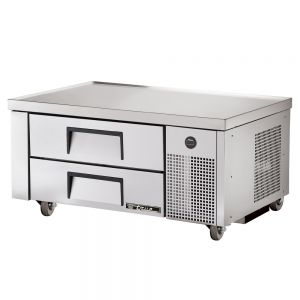 Refrigerated Chef Base, 2 Drawers, 48 Inch