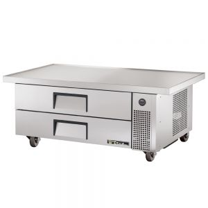 Refrigerated Chef Base 2 Drawers, 52 inch Base, 60 Inch Length