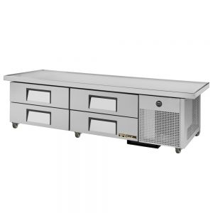 Refrigerated Chef Base 4 Drawers, 86 inch