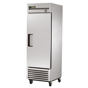 Stainless In and Out Freezer, 1 Door, 23 Cu. Ft.