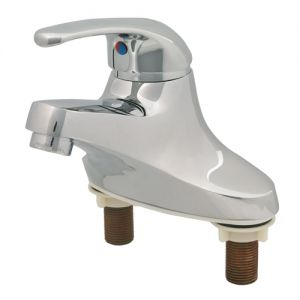 Single Lever Faucet with 4 Inch Handle