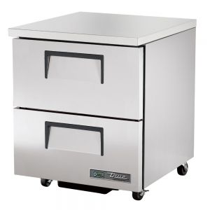 "27"" Undercounter Refrigerator w/ Two Drawers - ADA Compliant"