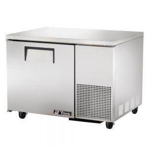 Deep Undercounter Freezer, Commercial Freezer, 1 Door, 44-1/2 Inch Wide