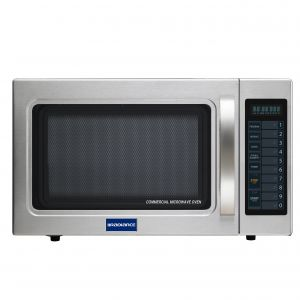 Medium Duty Microwave Oven, 1000 Watts, Programmable Touch Control