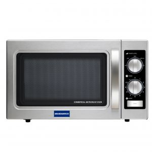Medium Duty Microwave Oven, 1000 Watts, Dial Timer