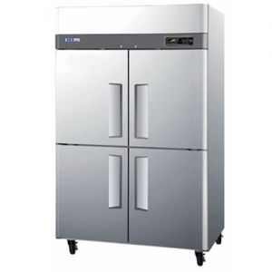 Freezer, Reach-In, Two-Section, 47 cu. ft.