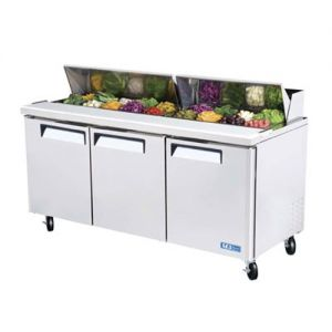 M3 Series Sandwich/Salad Unit, 19 cu. ft.
