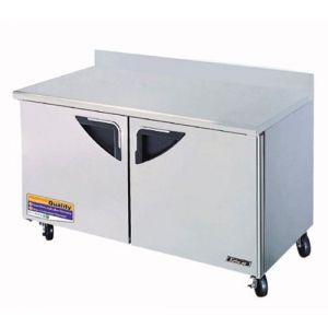 Super Deluxe Worktop Freezer, Two-Sections, 16 cu. ft.