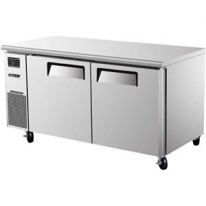 J Series Undercounter Freezer, Two Section, 15 cu.ft.