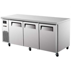 J Series Undercounter Refrigerator, Three Section, 19 cu.ft.