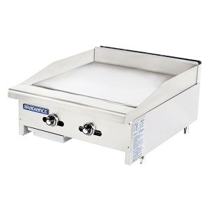 Thermostat Control Griddle, 24 Inches