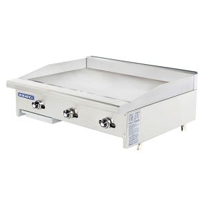 Thermostat Control Griddle, 36 Inches