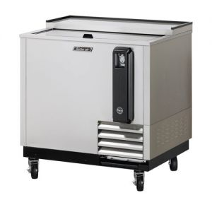 Bottle Cooler, 36 Inches Long, Stainless Steel Exterior