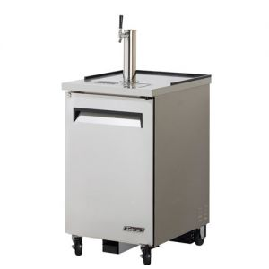 Direct Draw 1 Keg Beer Dispenser, Stainless Steel