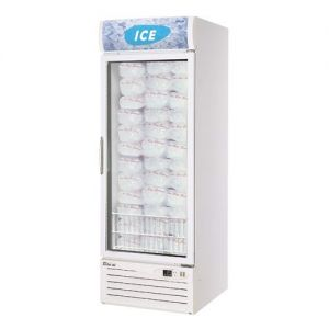 Ice Merchandiser, One Section, 21.1 Cu Ft
