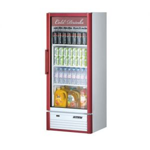 Super Deluxe Refrigerated Merchandiser, One Section, 11.3 Cu Ft