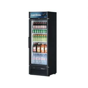 Super Deluxe Refrigerated Merchandiser, One Section, 15.9 Cu Ft