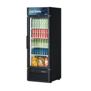 Super Deluxe Refrigerated Merchandiser, One Section, 21.1 Cu Ft