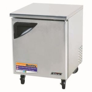 Super Deluxe Series Undercounter Freezer, one-section, 6.5 cu. ft.