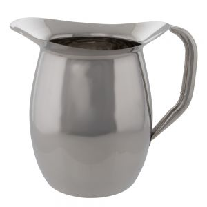 Update BP-3 3 Qt Stainless Steel Bell Pitcher