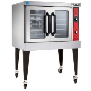 Convection Oven, Single Deck, Electric