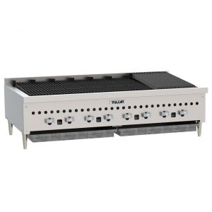 Low Profile Charbroiler, 47 Inch, Gas