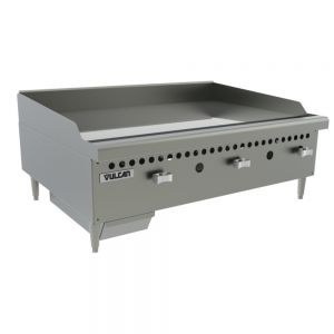 Manual Control Griddle, Counter Model, 36 Inch, Gas