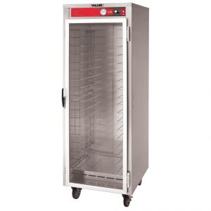 Mobile Heated Cart, Non-Insulated, 18 Sheet Pans