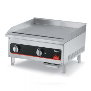 Commercial Griddle, 24 Inch, Gas