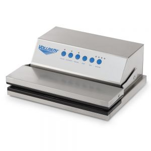 Vacuum Packaging Machine, Out of Chamber, Dry Only