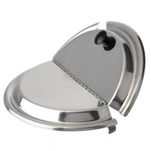 Hinged Cover Fits 10 1/2 Quart  Inset Pan
