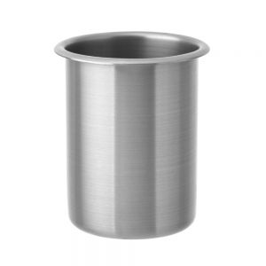 Stainless Steel Bain Marie 1-1/4 Qt. Round