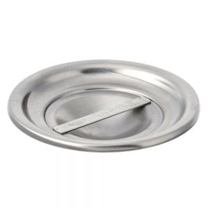 Stainless Steel Cover for 1-1/4 Qt. Bain Marie