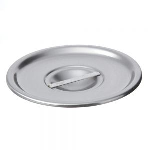 Stainless Steel Cover for 3-3/16 Qt. Bain Marie