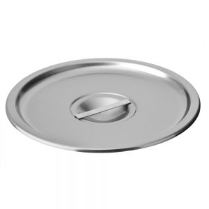 Stainless Steel Cover for 8-1/4 Qt. Bain Marie