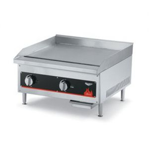 Commercial Griddle, 18 Inch, Gas