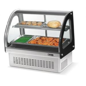 Refrigerated Display Cabinet, Countertop, 48 Inch, 110v