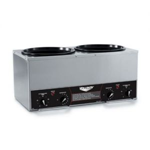 Twin Well 7 Quart Cooker/Warmer with Accessory Kit