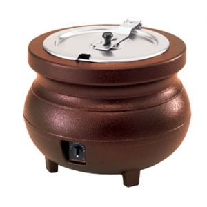 Colonial Kettle, 11 Qt., Merchandiser Set, Copper