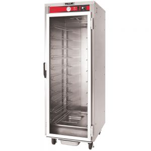Mobile Proofing Heated Cabinet, Non-Insulated, 18 Sheet Pans