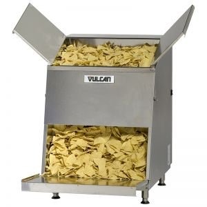 Chip Warmer, Top Load Style, 46 Gallon Capacity