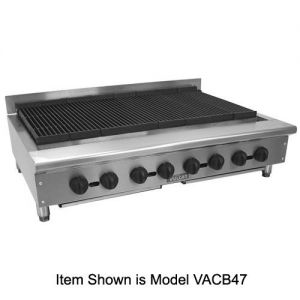 Achiever Charbroiler, 60 Inch, Gas