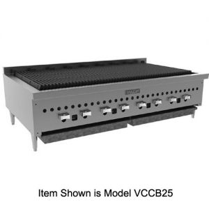 Low Profile Charbroiler, 72 Inch, Gas
