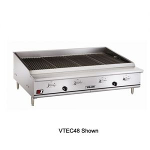 IRX Infrared Countertop Charbroiler, 58-1/2 Inches