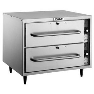 Warming Drawer, Free Standing, Two Drawer