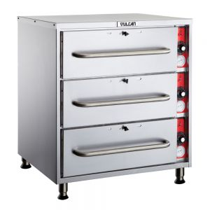 Warming Drawer, Free Standing, Three Drawer